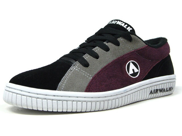 "AIRWALK ONE OG ""FLUX"" ""JAPAN EXCLUSIVE""  BLK/GRY/BGD/WHT (AW-CL-6003)"