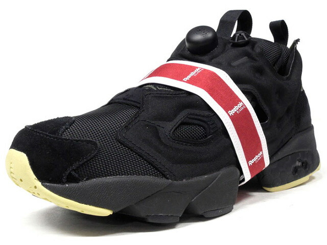 "Reebok INSTAPUMP FURY OG MB ""MONEY BAND"" ""LIMITED EDITION""  BLK/C.GRY/OLV/O.WHT/RED/WHT (BS9730)"