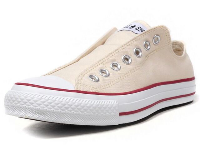 CONVERSE ALL STAR SLIP III OX  NAT/WHT/RED (32168880)