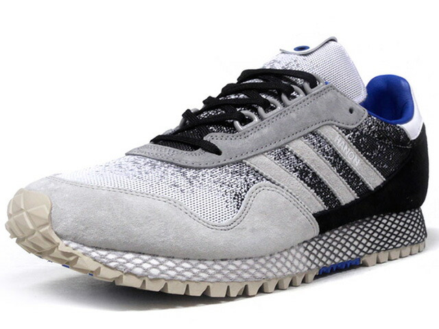 """adidas NEW YORK HANON """"HANON"""" """"LIMITED EDITION for CONSORTIUM""""  L.GRY/GRY/BLK/BLU (CM7878)"""