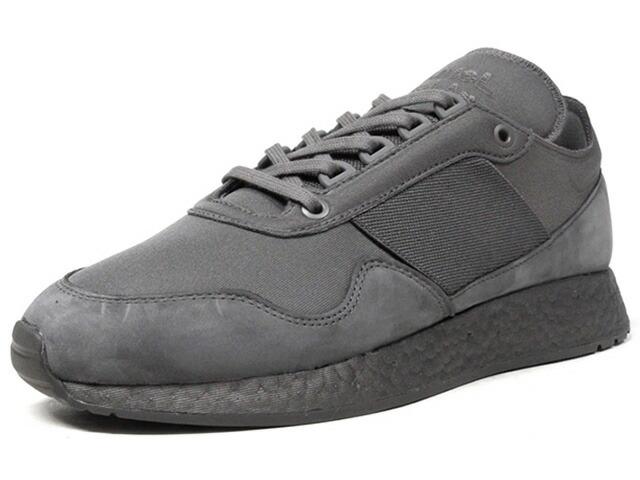 "adidas NY PRESENT ARSHAM ""DANIEL ARSHAM""  D.GRY/D.GRY (DB1971)"