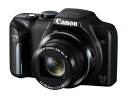 """Canon PowerShot SX170 IS """"shipment"""" [put an optics 16 times zoom lens on a compact body.] Compact digital camera] of the grip type that it is easy to be familiar with a hand and is easy to have"""