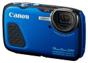 Canon PowerShot D30 waterproofing digital camera [the digital camera of 25m waterproofing /2.0m shock / cold-proof -10 degrees Celsius / protection against dust specifications-resistant.] The camera of the tough waterproofing OUTDOOR model of the OUTDOOR