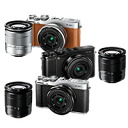 "Fujifilm X-M1 double lens kit lens ( small premium SLR X-M1/XC16-50mmF3.5-5.6 OIS/XF27mm F2.8 Kit ) ""quick delivery-delivery and dispatched in 2-3 weeks after ' compact & lightweight bot! Fuji Film プレミアムミラーレス SLR"