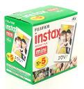 Fuji Instax mini チェキ 필름 5 개 들이 『 즉 ~ 3 영업일 후 발송 예정 』 4902520279408