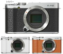 "APS-c size mirales SLR FUJIFILM X-A2 Fujifilm X-A2 body ""2/2015 26 sale will book' 175 ° adopting rotating tilted liquid crystal [fs04gm], [02P15Feb15]"