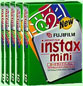 "Fuji Instax mini cheki film 5 pieces ""immediate delivery ~ 3 business days after shipping plan ' 4902520279408"