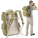 """National Geographic NG5160 """"delivery times TBA' Earth Explorer medium backpack (EARTH EXPLORER) NG-5160fs3gm"""