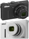 "The Nikon COOLPIX P340 digital camera ""shipment Wi-Fi deployment after the immediate delivery ~2 business day!"" Digital camera [02P02Mar14] which I can photograph with bright lens +1/1.7 backside-illumination CMOS of opening F-number 1.8 beauti"
