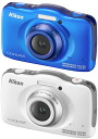 "If Nikon COOLPIX S32 digital camera ""shipment child two business days after immediate delivery ..."" begins to be interested in a camera! Tough 10m waterproofing camera [02P02Mar14] to be able to enjoy in parent and child together"