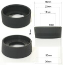 "Nikon eyepiece see rubber BXA30041 ""delivery request two weeks' (a fold up the box) fs3gm"