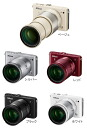 "Nikon 1 J 3 compact 10 x ニコンデジタルミラーレス SLR zoom lens Kit ""instant delivery ~ 3 business days after shipping calendar '"