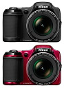 L820 Nikon COOLPIX digital camera for fs3gm
