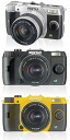 "Q7 PENTAX zoom lens Kit color ""quick delivery-2 business days after shipping plan ' (silver/black/yellow) Q7 + 02 STANDARD ZOOM(5-15mmF2.8-4.5)"