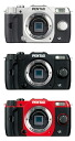 PENTAX Q10 body kit color 1-3 business days after shipment appointment (silver/black/red)