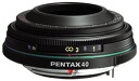 By PENTAX DA40mmF2.8 Limited latest optics design, it is realization fs3gm with a bread cake mold lens of 15mm in total length