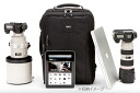 "thinkTANKphoto Airport Accelerator ""quick delivery-2 business days after shipping ' professional SLR with シンクタンクフォトエアポートアクセレレーター and 500mmF4 ultra telephoto lens that can store in a relatively large backpack-camera bag fs3gm"
