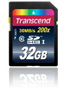 """Transcend 32 GB SDHC card Class10 PREMIUM """"instant delivery-2 business days after shipping, fs3gm"""