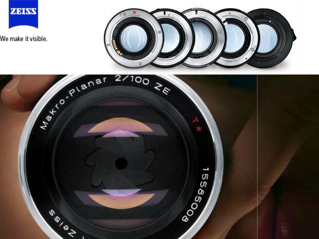 CarlZeiss一眼レフ・デジタル一眼レフ用レンズ