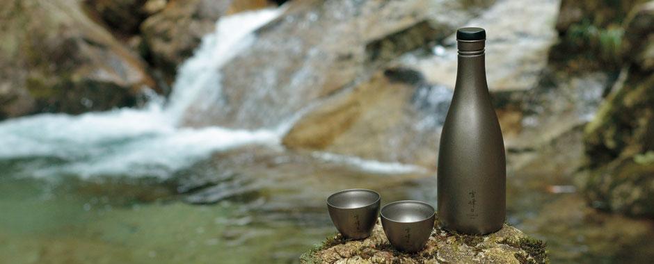 スノーピーク snowpeak 酒筒(さかづつ)Titanium