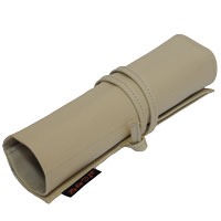 Pen case sand beige