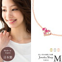 パヴェハート MIX stone necklace