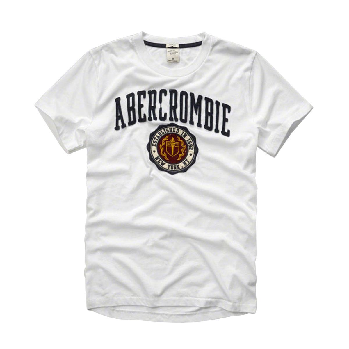 Rakuten ichiba shop mixon rakuten global market for Abercrombie logo t shirt