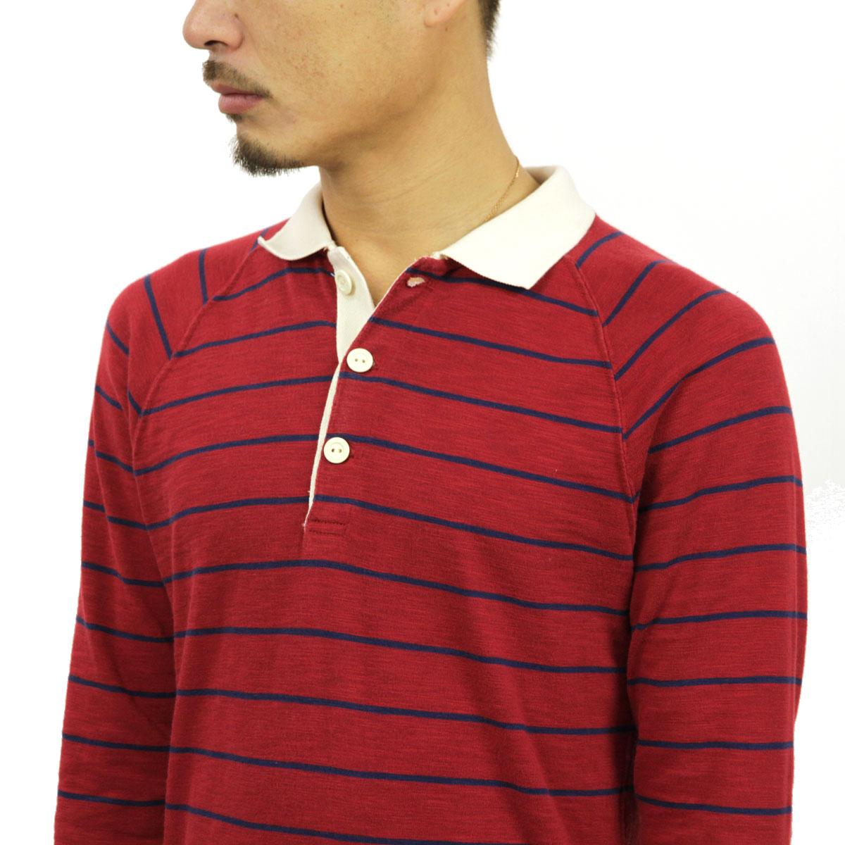アバクロ Abercrombie&Fitch 正規品 メンズ 長袖ラガーシャツ LOGO LONG-SLEEVE POLO 121-224-0758-504