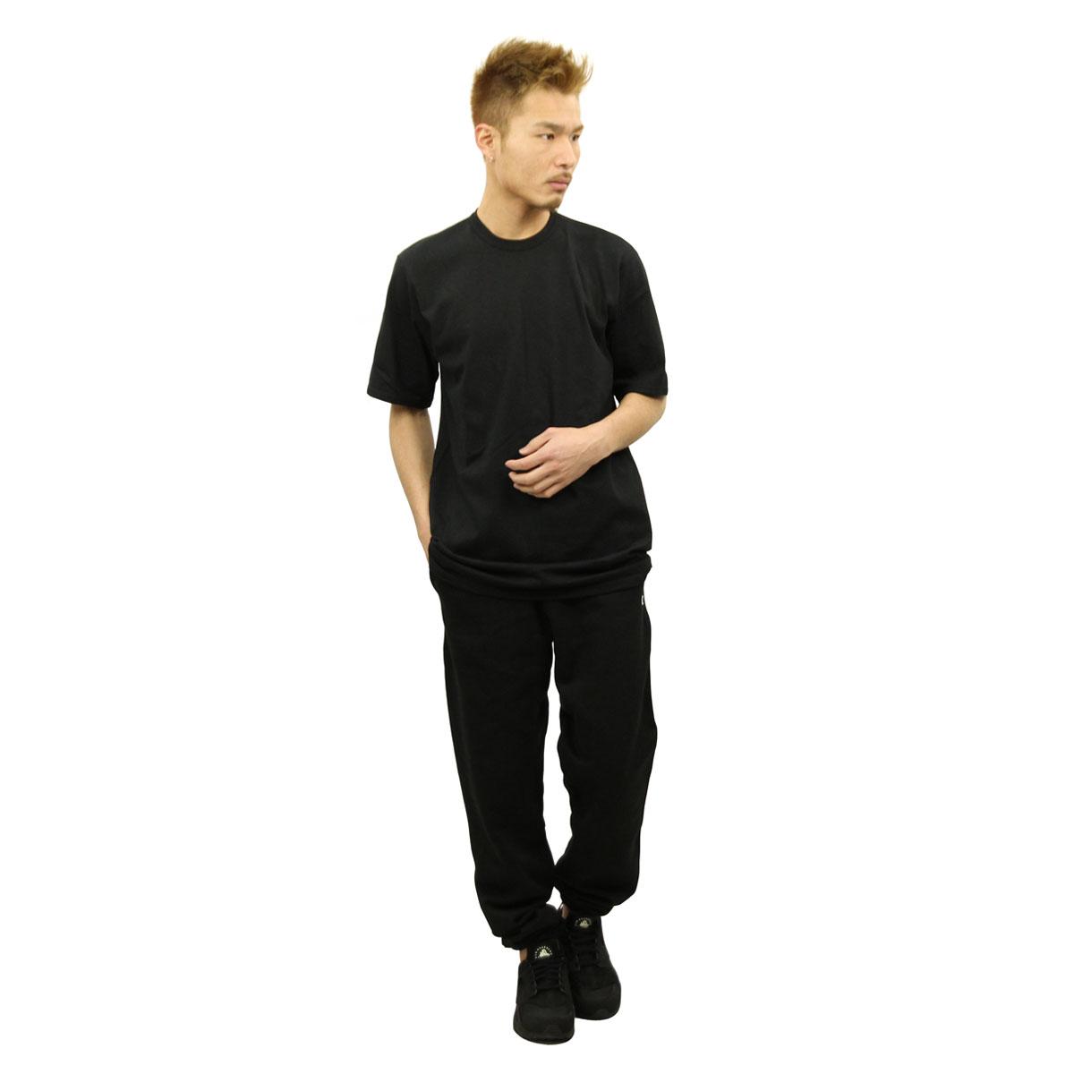 チャンピオン CHAMPION 正規品 メンズ ハーフパンツ SWEAT HALF PANTS P4971 Reverse Weave Pant w/ pockets 003-BLACK