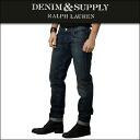 DENIM&SUPPLY denim and supply regular article men jeans Slim-Fit Saginaw Jean 10P19Mar14