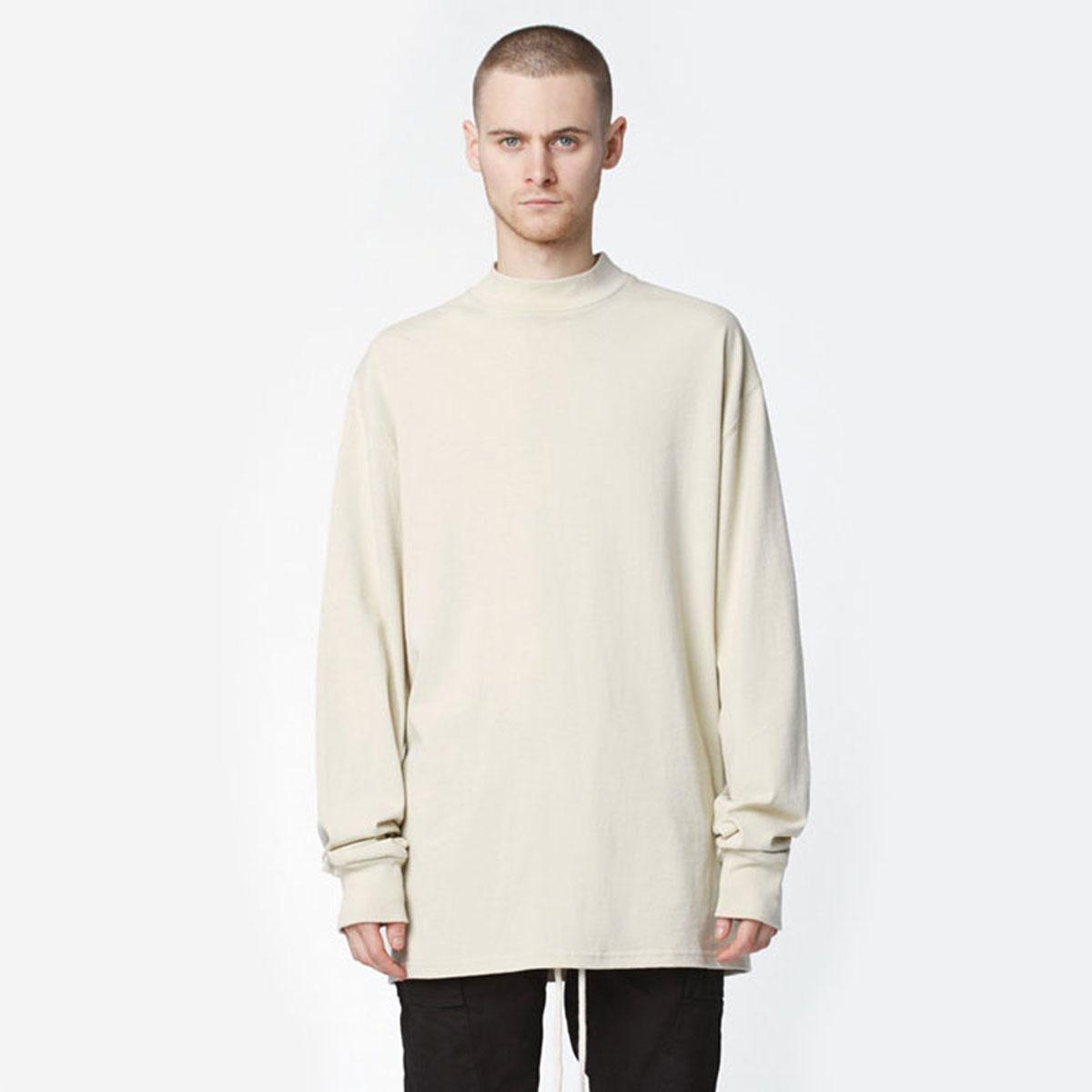フィアオブゴッド FEAR OF GOD 正規品 メンズ 長袖Tシャツ CREW SWEAT