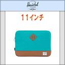 ハーシェル Herschel 10056-00024-11 Heritage Sleeve for 11inch Macbook Teal PC 케이스 10P10Jan15