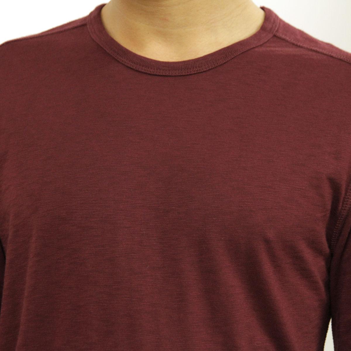 ジェイクルー J.CREW 正規品 メンズ 長袖Tシャツ LONG-SLEEVE TEXTURED COTTON T-SHIRT b4786