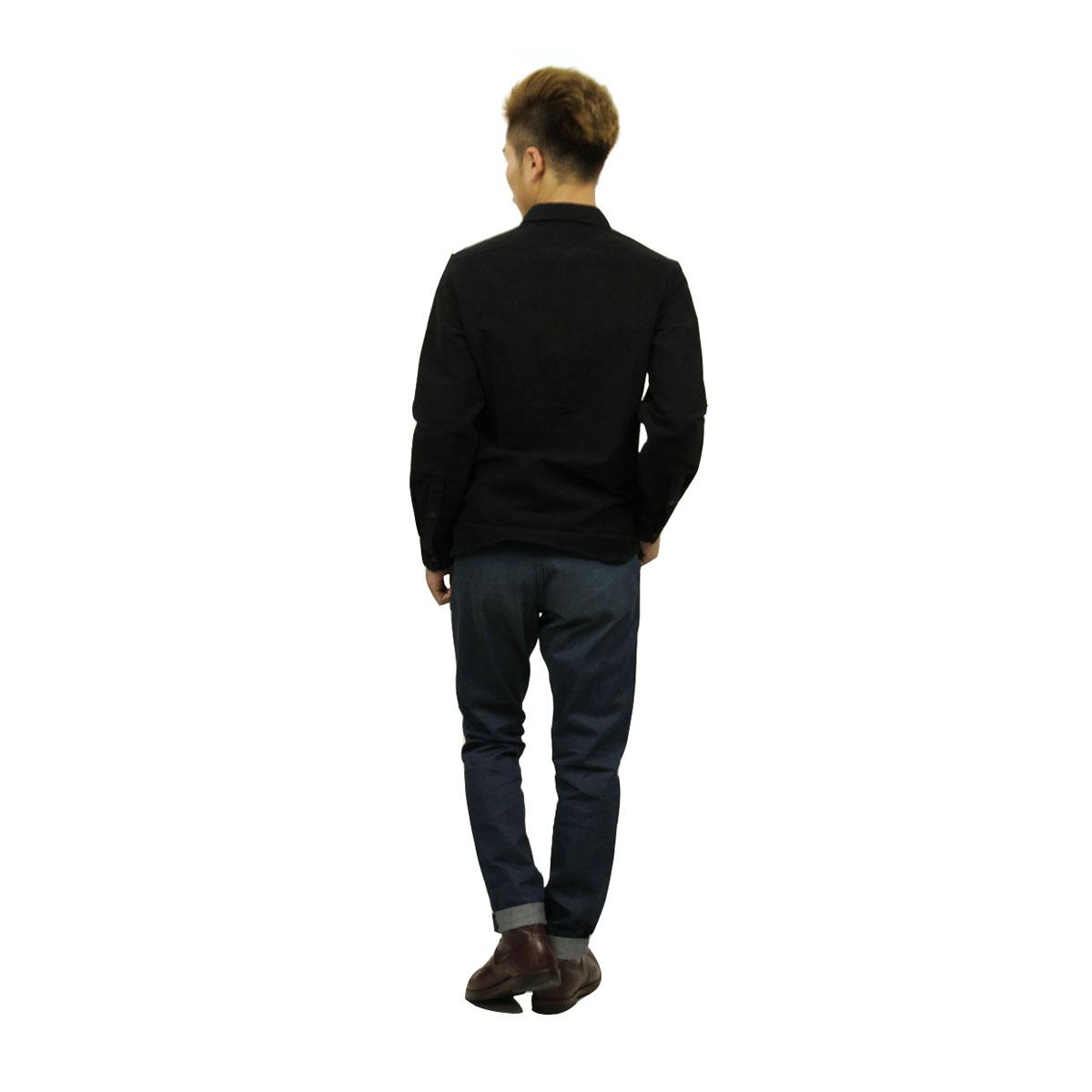 ジェイクルー J.CREW 正規品 メンズ 長袖シャツ MOLESKIN WORKSHIRT f4558