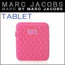 마크 제이콥스 MARCJACOBS 정규품 타블렛 케이스 Dreamy Logo Neoprene Tablet Case FUSCHIA 10 P12Sep14