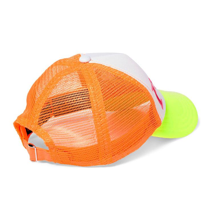 ポロラルフローレンキッズ POLO RALPH LAUREN CHILDREN 正規品 子供服 ガールズ 帽子 キャップ EMBROIDERED TRUCKER CAP 81757956