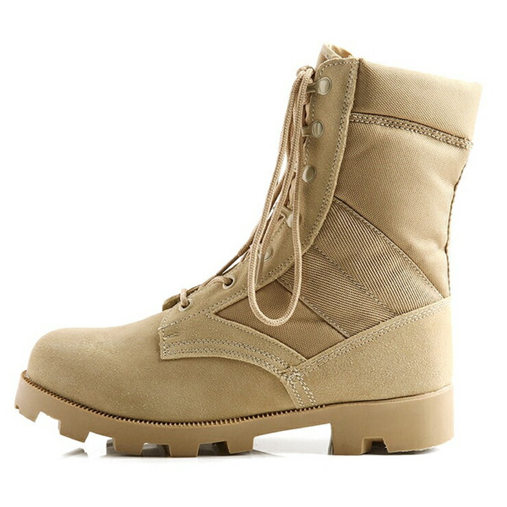 ロスコ ROTHCO 正規品 メンズ ブーツ G.I. Type Desert Tan Speedlace Jungle Boots 5057