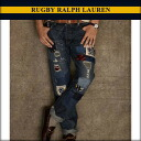 Ralph Lauren Rugby genuine, these jeans Repaired Vintage Slim Jean A07B B1C C2D D1E E07F10P04oct13