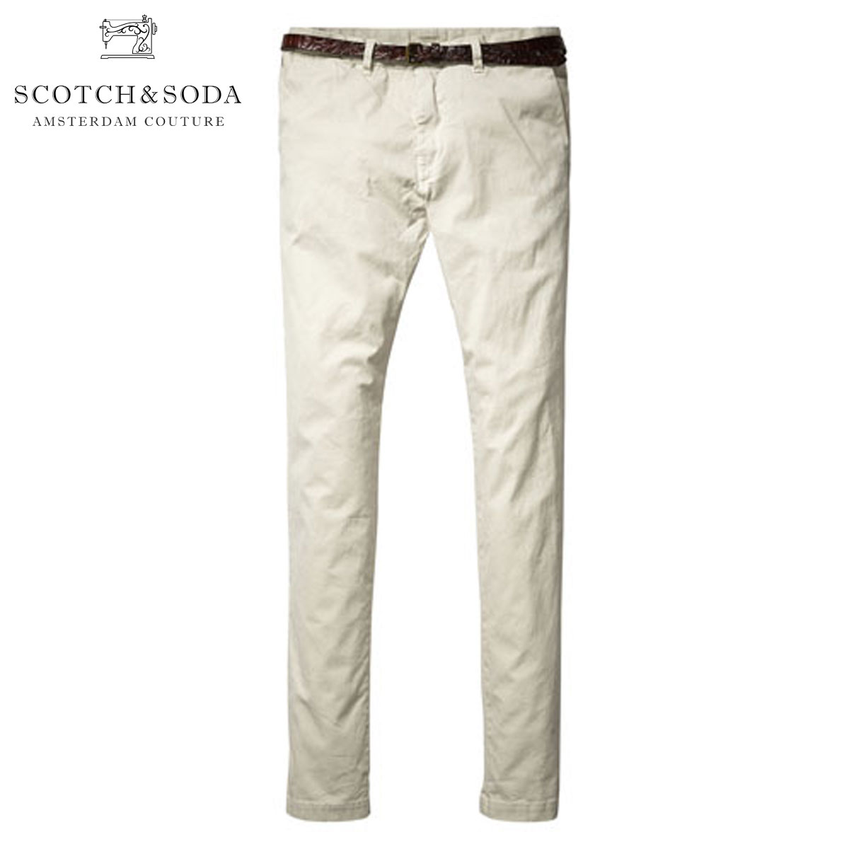 soda scotch soda men s chino basic garment dyed chino slim fit stuart. Black Bedroom Furniture Sets. Home Design Ideas