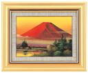 Okumura, kayoko made Red Fuji F4 oil paintings painting