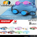 competition swimming goggles SWANSSRX-M[fs01gm]