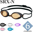 competition swimming goggles SWANSSRX-N[fs01gm]