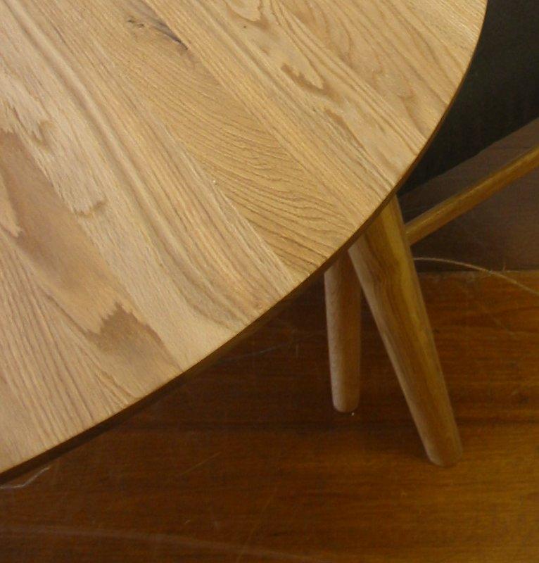 NORTE  라쿠텐 일본: 원형 테이블 북유럽 식탁 테이블 엔 둥근 ...
