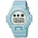 Casio watch men's domestic regular article G-Shock G-SHOCK CASIO clock digital DW-6900SG-2JF02P13Jun14