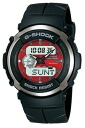 Casio CASIO arms watch men's g-shock G-spike G-300-4AJF 02 P 22 Nov 13