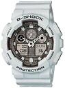 CASIO watch men's genuine CASIO g-shock watch GA-100LG-8AJF 02P13Dec14