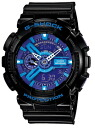 -10 / 31 And Casio CASIO watch men's g-shock hyper colors GA-110HC-1AJF 02P04oct13