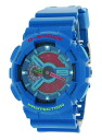 Casio watch men foreign countries model CASIO G-SHOCK Hyper Colors clock GA110HC-2A