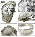 ~ 10 / 31 Diesel DIESEL watch men's chronograph DZ4181 02P04oct13