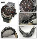 Diesel watches mens chronograph DIESEL watch DZ4291